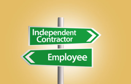 Employee or Sub-Contractor